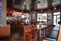 Restaurant Furniture Net Helps Wok Box To A Successful
