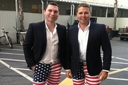 ID.me Co-Founders Blake Hall & Matt Thompson