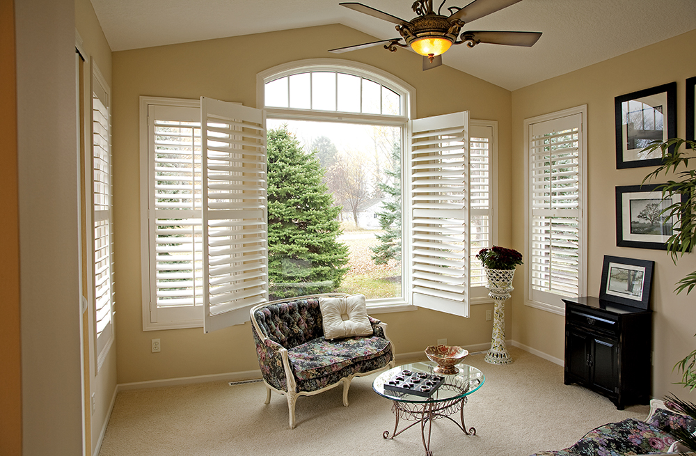 Do it yourself plantation shutters an easy way to for Plantation shutter plans