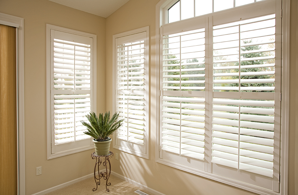 Build Your Own Plantation Shutters