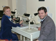 JH Technologies Donates Microscope to Hospital in Albania