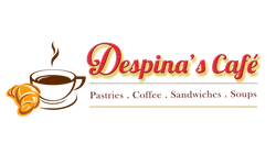 Despina's Cafe logo - the best bakery in raleigh