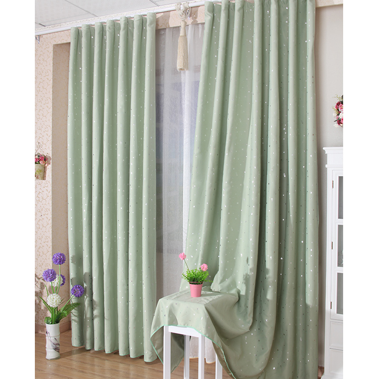Many customers are happy with the blue floral curtains - Green curtain patterns ...