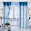 Many Customers Are Happy With the Blue Floral Curtains from...
