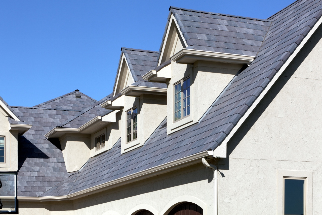 Spring storms davinci roofscapes advises to get your for Polymer roofing