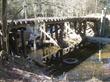Wooden Bridge (Original replaced by York Bridge)