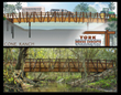 Wooden Bridges Wow Visitors on Florida's 12,800 acre Preserve