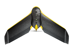 eBee Ag drone (UAV) for precision agriculture