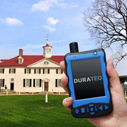 The DURATEQ delivers assistive listening, audio description, handheld captioning