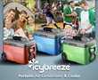 IcyBreeze Introduces Eco-Friendly Air Conditioning Coolers