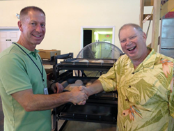 Dr. Mark Heal & Ed Glaser Indiana AlignLife