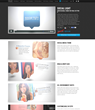 Announcing Social Light Theme by Pixel Film Studios, FCPX Template...