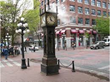 Historic Gastown Vancouver BC