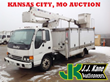 Kansas City, MO Public Auction Of Bucket Trucks, Equipment And...