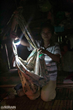 Nokero helps families worldwide. This young mother in the Philippines will never have to expose her newborn baby to kerosene thanks to Nokero solar lights. Photo Credit: iMKIRAN