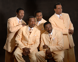 The Temptations Revue: A Tribute featuring Hall of Famer Nate Evans
