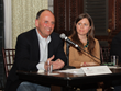 Panelists Tom Kalish and Stacey Tank