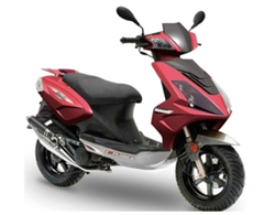TaoTao GT50 Gas Street Legal Scooter Moped