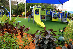Playground Grass by ForeverLawn at the 2014 Epcot International Flower & Garden Festival