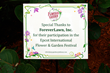 ForeverLawn at the 2014 Epcot International Flower & Garden Festival