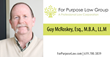Lawyer Guy McRoskey Joins Forces With For Purpose Law Group to Provide...