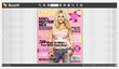 PDF to flash flip book for Mac - Boxoft