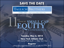 Taglich Brothers 11th Annual Small Cap Equity Conference