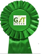 GXT Green Sustainability Honor Roll Ribbon