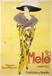 Dudovich, Mele & Ci Napoli - Massimo Buon Mercato, Italian, 1913, Lithograph, 57 x 80 inches.