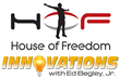Innovations with Ed Begley Jr to Showcase House of Freedom in Upcoming...