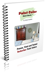 paint color cheat sheets review