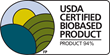 This label is to be on certified products and has been available for consumers since February 1, 2014.