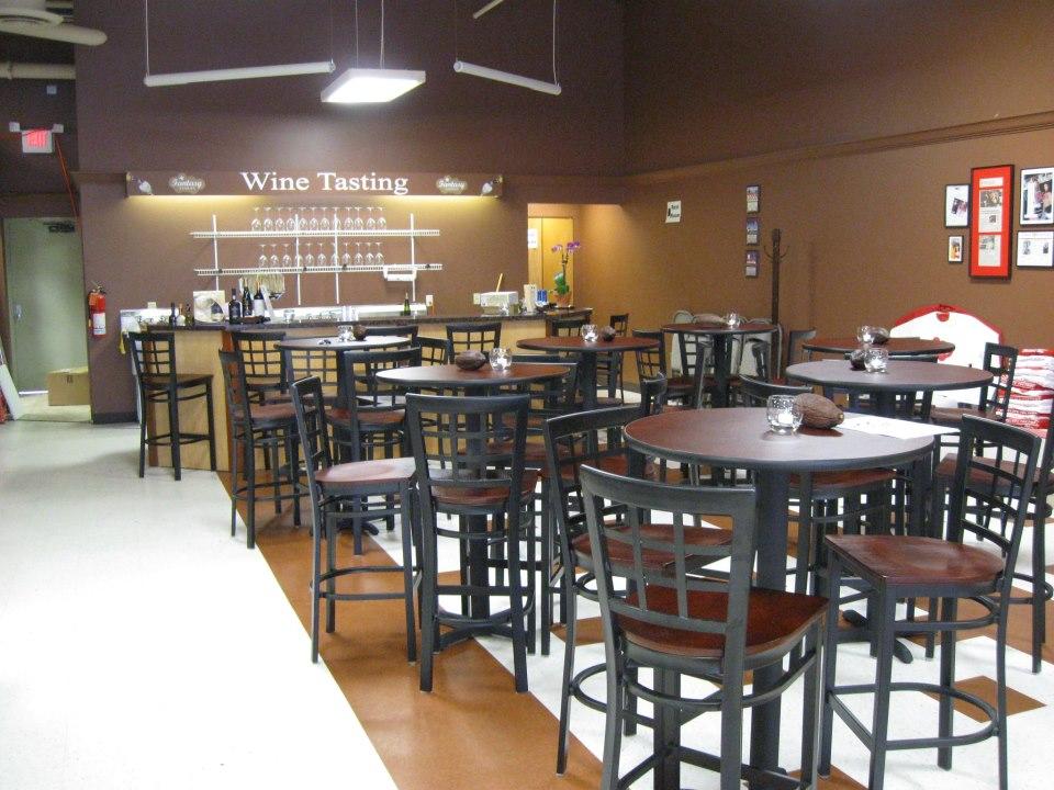 Restaurant Furniture Supply Helps Fantasy Candies Update Their Seating