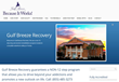 Gulf Breeze Recovery Launches New Website
