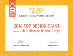Interior Design 2014 Top 100 Giants