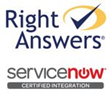 RightAnswers Is Bronze-Level Sponsor of ServiceNow's Knowledge14