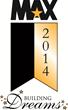 2014 Max Awards