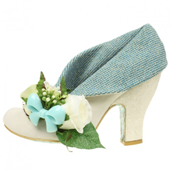 Irregular Choice Wedding Shoes now available in the USA, exclusively at AshburySkies.com