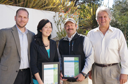 East Bay Sustainability Circle Graduates