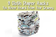 Glow Bug Cloth Diapers Creates a List of Cloth Diaper Hacks
