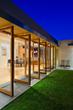 Shubin + Donaldson - open glass doors