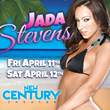 AVN Award Winner Jada Stevens is Performing at New Century Theater San...