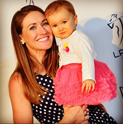 LPGA, golf, Loving Moments by Leading Lady, Danah Brodner, pregnancy, pregnancy announcement, Lotte Championship,