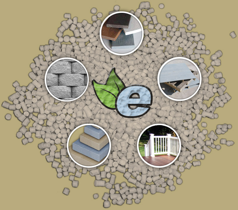 Envirolastech inc launches crowdfunder campaign to begin for Building materials that start with i