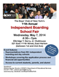 BCNY's 11th Annual Independent Boarding School Fair
