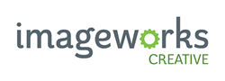 ImageWorks Creative logo design.