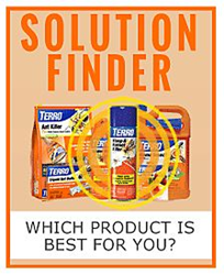 TERRO Pest Control Solution Finder