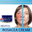 Newly Improved Revitol Rosacea Cream Effectively Reduces the Symptoms...