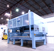 DMS CNC Routers Enclosed 3 Axis Gantry CNC Machine Center