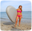 New Line of 12' Affordable Inflatable Paddle Board from BoatsToGo.com